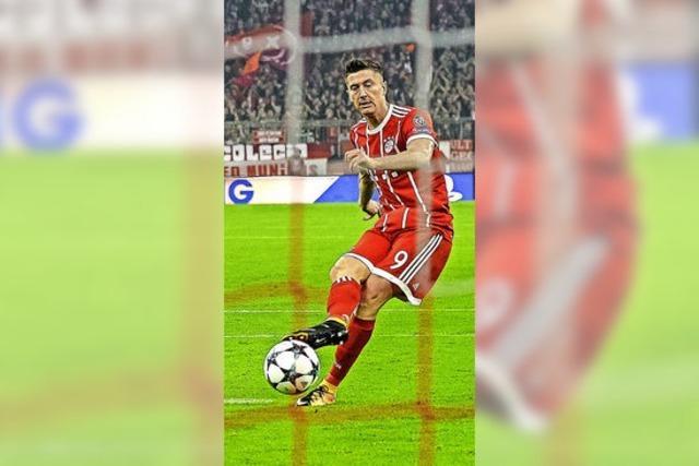 Die Bayern mühen sich zum Heimsieg
