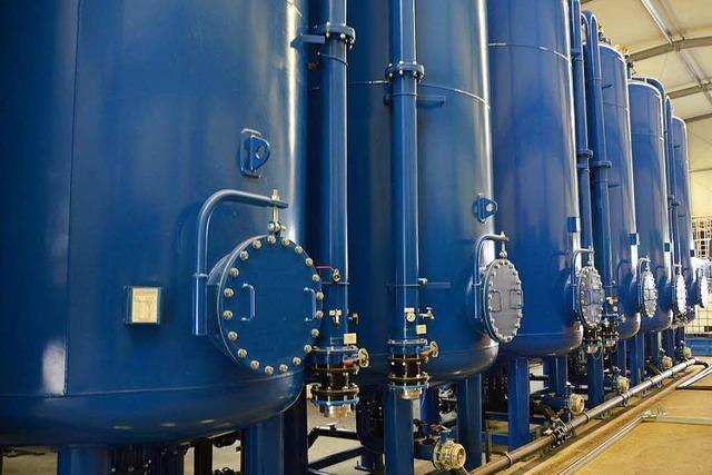 Kesslergrube in Grenzach: Wie Roche das Grundwasser reinigt