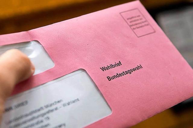 Panne bei Briefwahl: Ettenheim verschickt Stimmzettel aus dem Jahr 2013