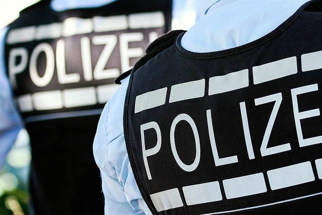 Betrunkener pöbelt in Bad Säckingen Schüler an – Polizeigewahrsam