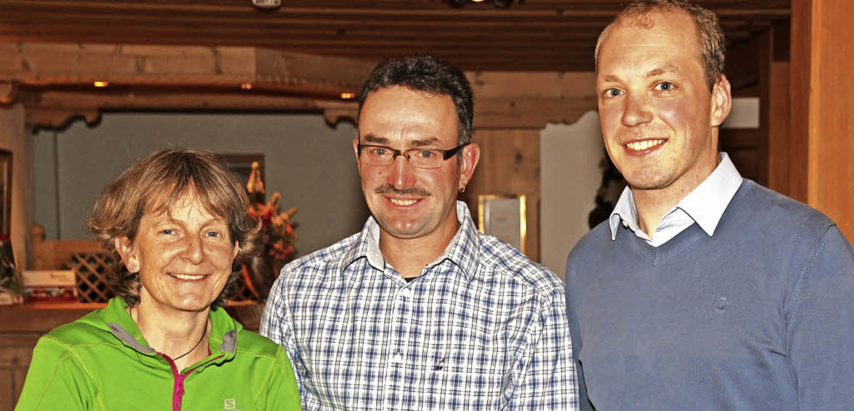 Sie leiten den neu gegründeten Förderv...mbach und Schrifführer Jonas Hofmeier.  | Foto: Eva Korinth