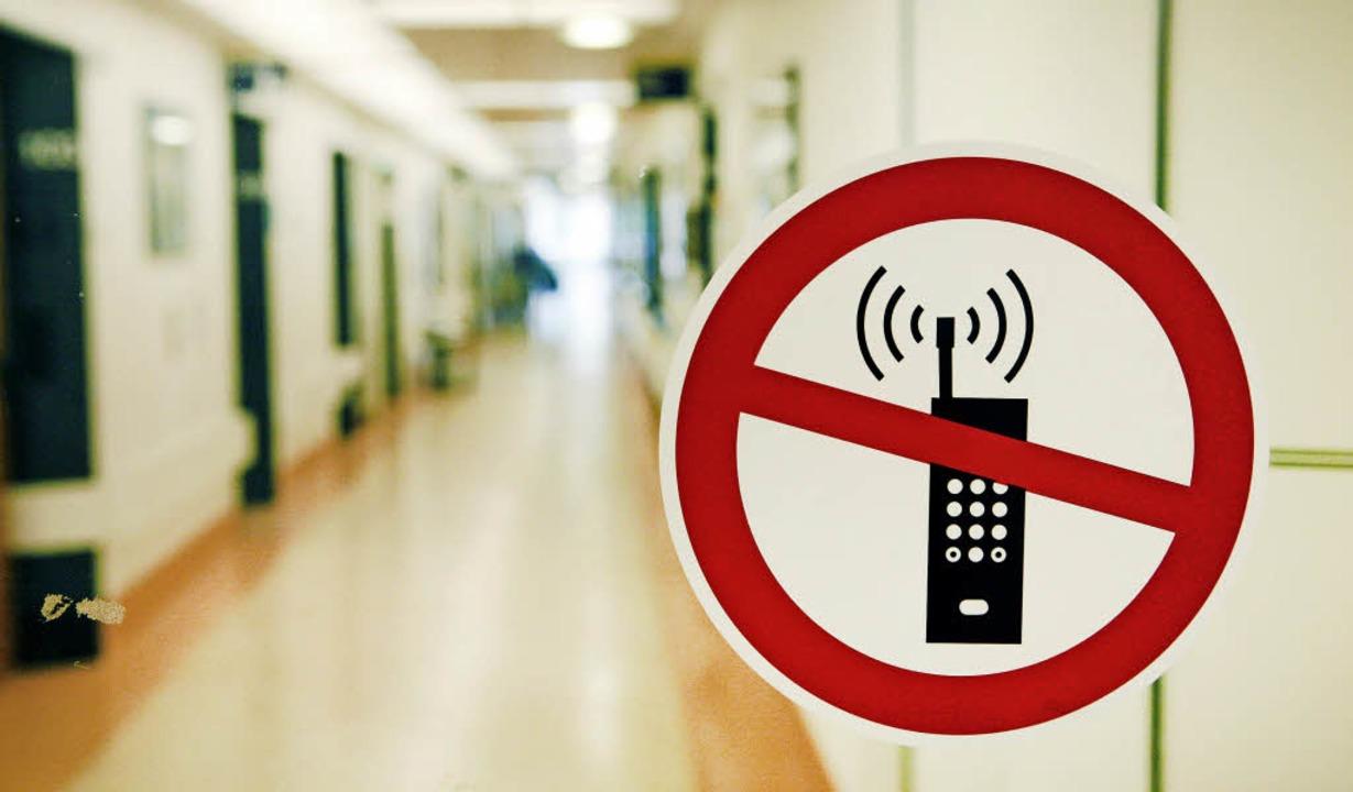 Schnelles Netz zugunsten der Gesundhei...stung der bestehenden Antennen im Weg.  | Foto: Symbolfoto: dpa