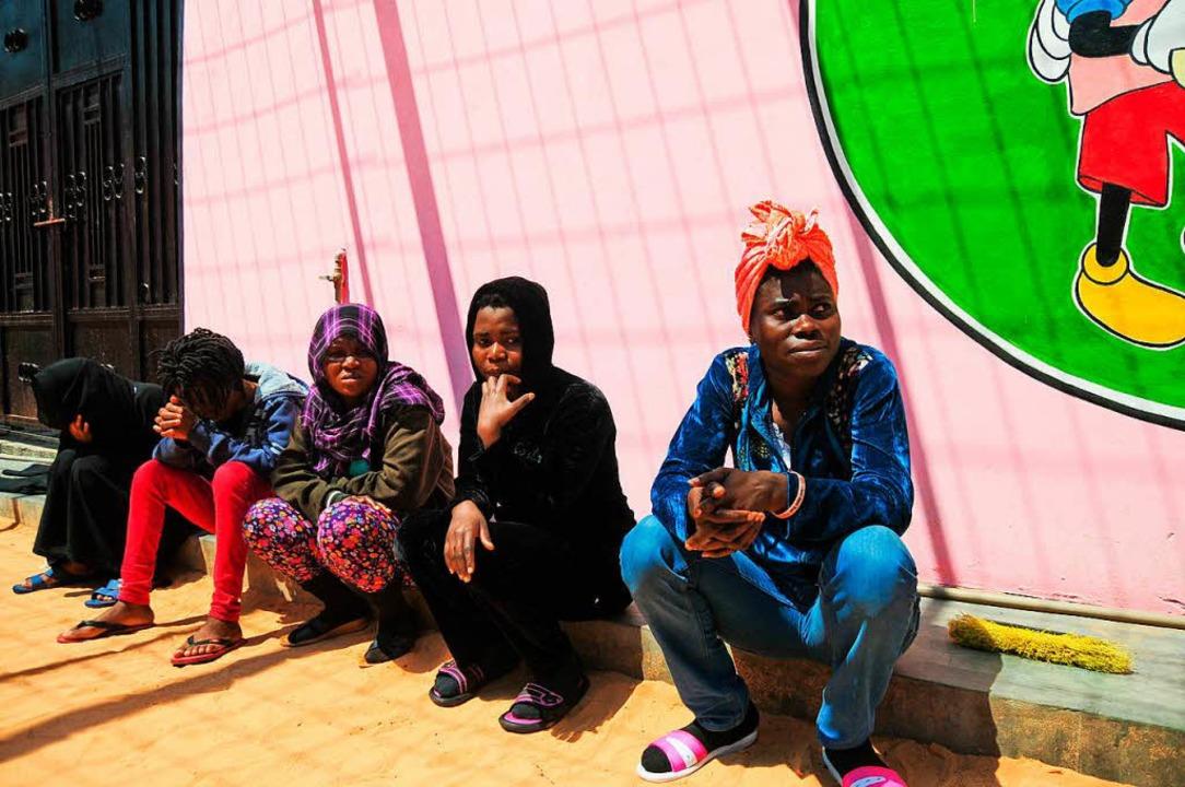 MINDS Global Spotlight - Menschenschmuggel    Foto: Simon Kremer