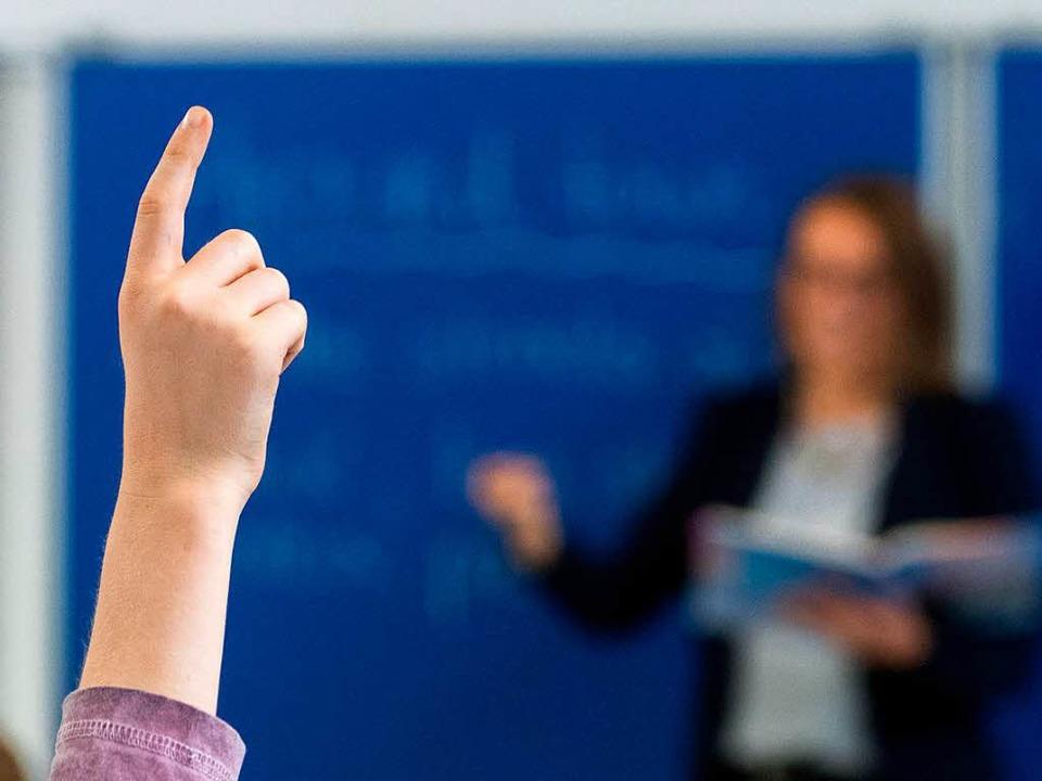 Das Schulgesetz sollte einmal ordentli...en, meint BZ-Redakteur Thomas Steiner.    Foto: dpa