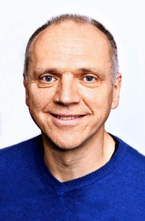 BZ-Redakteur Thomas Steiner  | Foto: Thomas Kunz