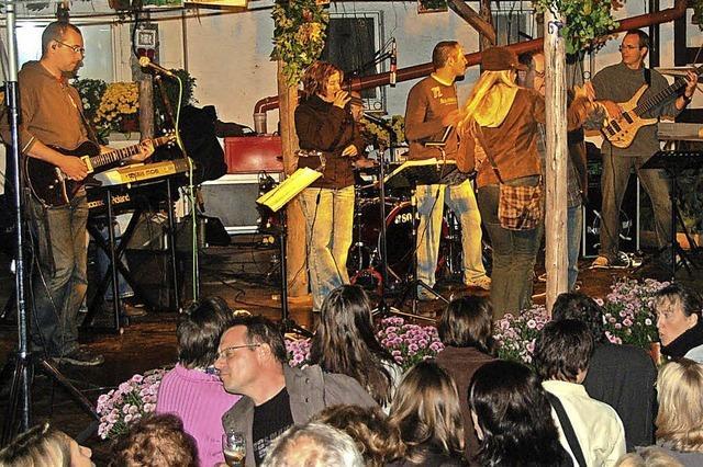 Der Musikverein Sexau feiert drei Tage lang