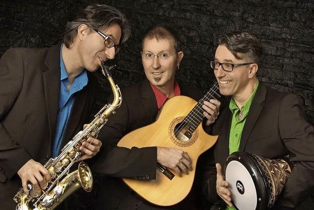 Trio Fabro eröffnet am Samstag die Akkorde-Konzerte im Bad Säckinger Kursaal