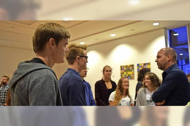Politik auf Tuchfühlung mit der Jugend