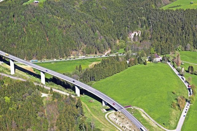 Brücke muss saniert werden