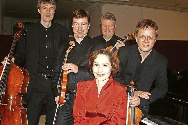 Debussy, Franck und Mozart in der Fabrikhalle