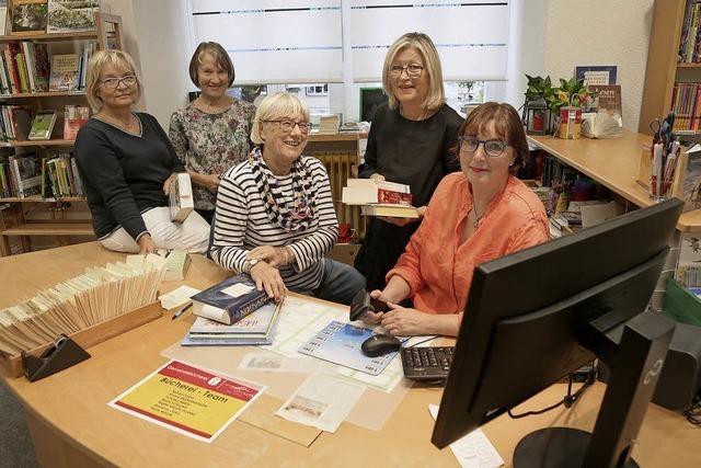 Die Bücherei ist digitalisiert