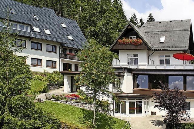 Gästehaus Tannfried ist verkauft