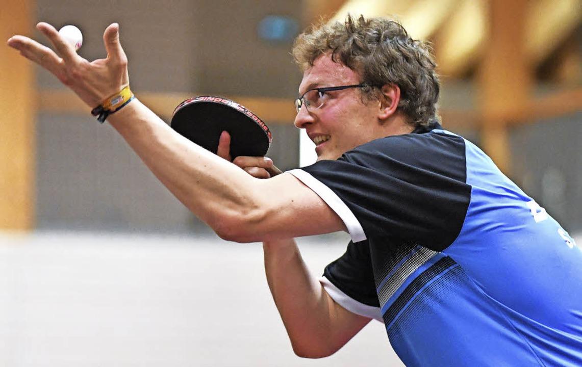Anwurf zur neuen Saison: Jonathan Brug... Spieler und Frauentrainer gefordert.   | Foto: Achim Keller