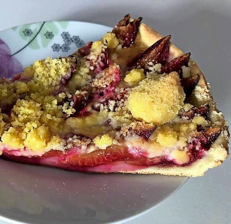 Wie heißt der Kuchen? Lieber mit oder ohne Streusel?   | Foto: Soboll