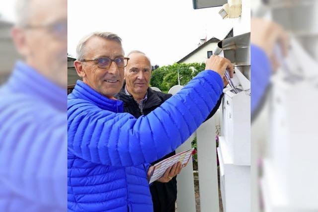 Lörrach-Müllheim: Mobilisieren für die Wiederwahl