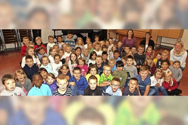 68-fach Verstärkung für die Hansjakobschule
