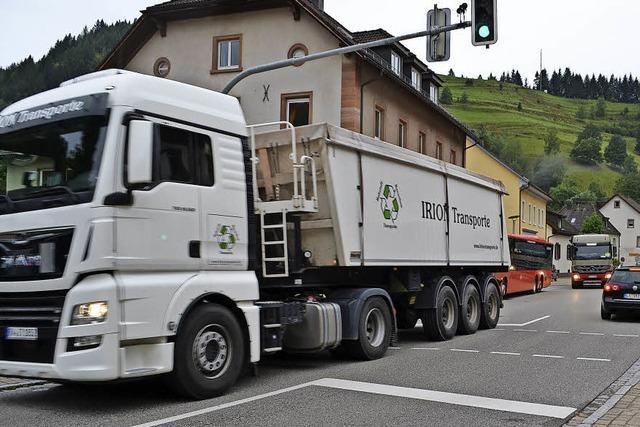 Atzenbach will den Durchgangsverkehr in einen Tunnel verbannen