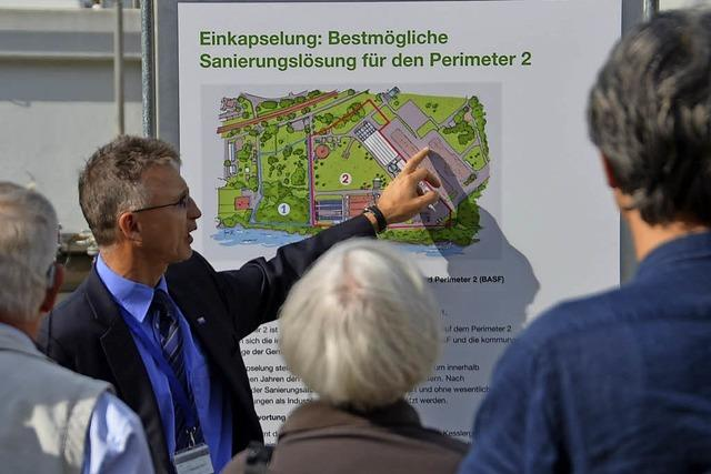 BASF kann Kesslergrube einkapseln