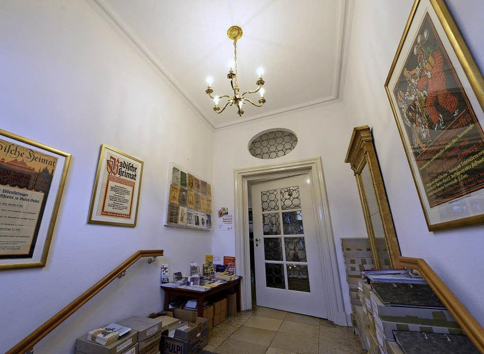 Viel Flair im alten Haus  | Foto: Ingo Schneider