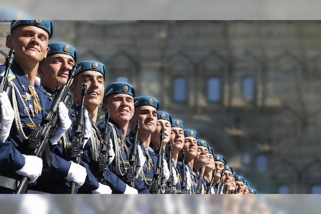 Nato-Experte Markus Kaim über das Manöver von Russland