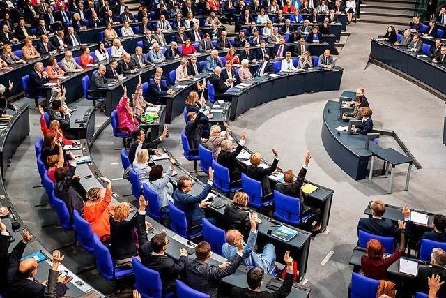 Wird die Legislaturperiode auf fünf Jahre ausgedehnt?