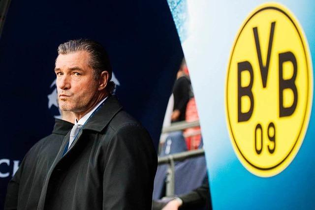 Champions-League: BVB ist sauer, Leipzig enttäuscht