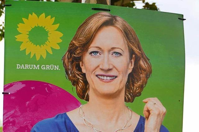 Was wollen die Kandidaten auf den Plakaten ausdrücken?