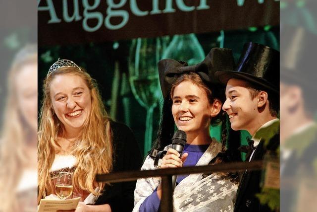 Dieses Wochenende: Winzerfest in Auggen