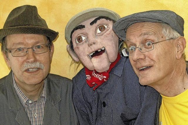 Die badischen Drei gastieren heute, Samstag, im Ali-Theater in Tiengen.