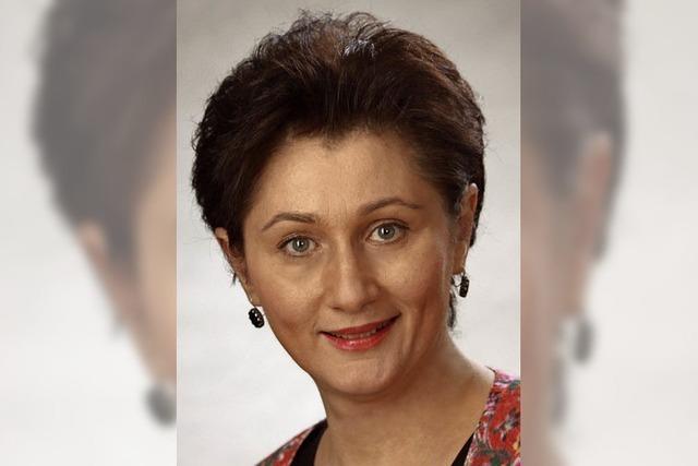 MENSCHEN: Sanda Wilhelm ist die neue Konrektorin