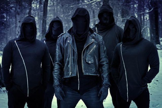 Schwarzwälder Allstar Metal Band Thron in Auggen