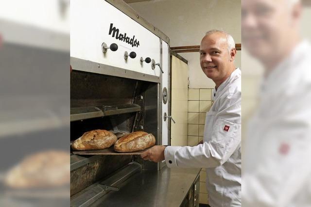 Ein Brot eigens zum Markt