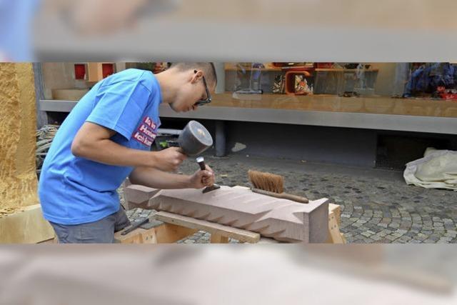 Handwerker-Innungen präsentieren sich in Emmendingen