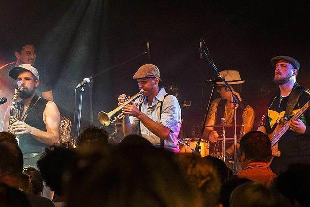 Das Jazzfestival Freiburg beginnt mit Konzerten regionaler Künstler