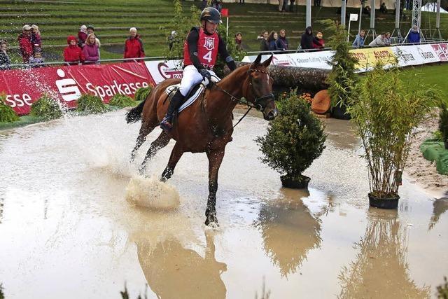 Reiterspiele in Donaueschingen