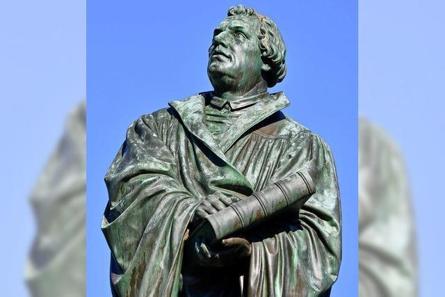 Vortragsreihe zum Abschluss des Luther-Jahres