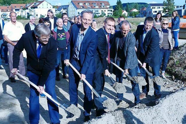 Haagen wächst im Neubaugebiet Belist