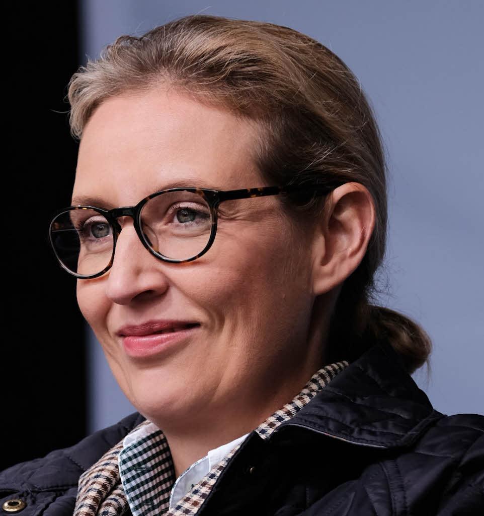 Alice Weidel Hanau
