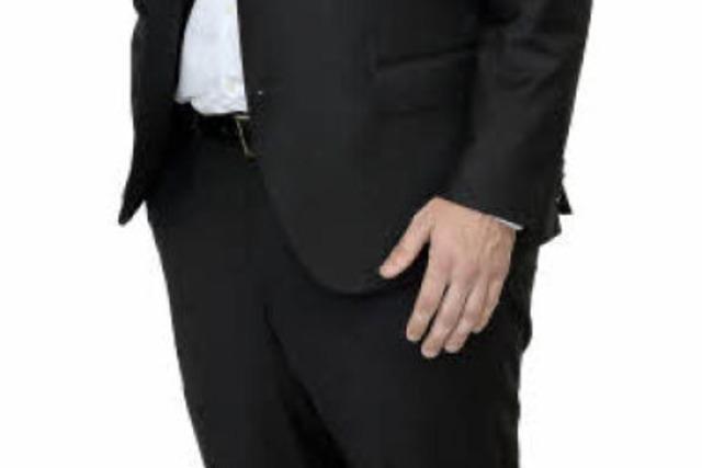 Adrian Hurrle (FDP) im Wahlkreis 281 Freiburg