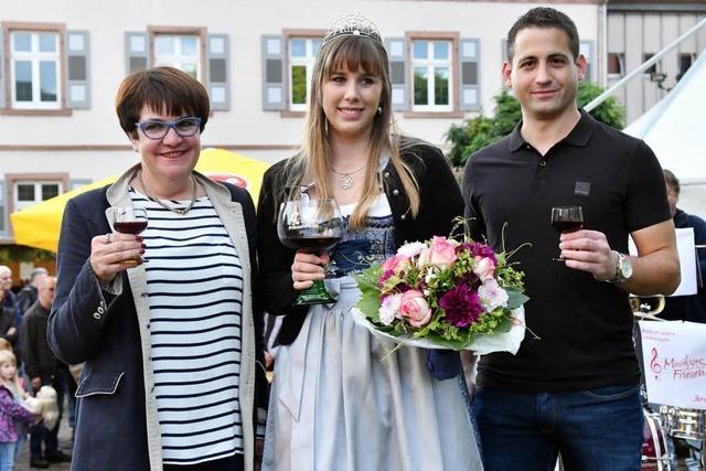 Bürgerfest in Friesenheim eröffnet