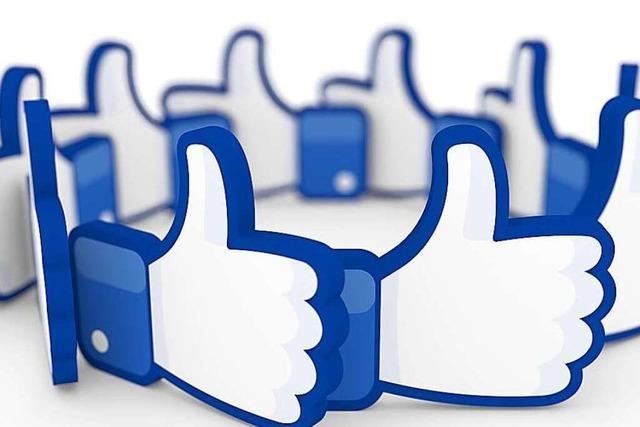 So unterschiedlich nutzen die Wahlkreiskandidaten Facebook