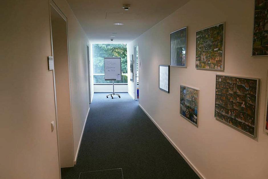 Sick-Ausbildungsabteilung im ersten Obergeschoss (Foto: Sylvia Sredniawa)
