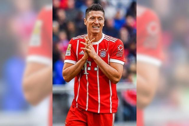 Bayern München schenkt Mainz 05 kräftig ein