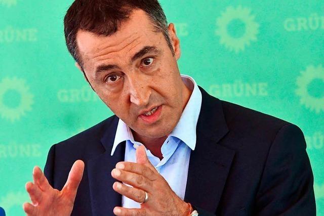 Cem Özdemir: Der Realo soll es richten