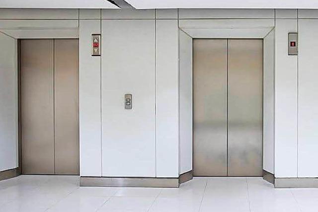 Darf ein Fahrstuhl eingebaut werden?