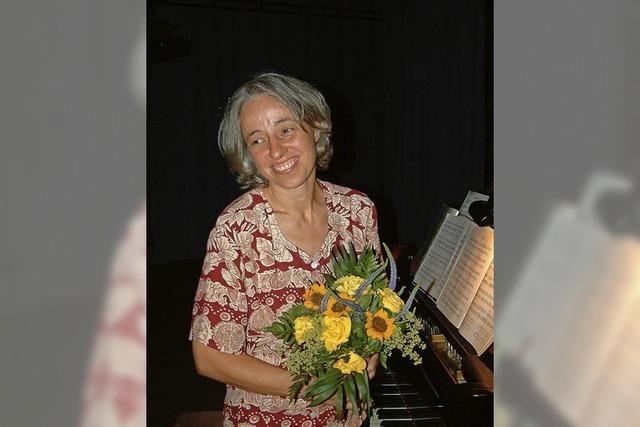 Ulrike Wirth in Breitnau
