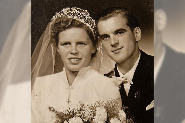Rückblick auf stolze 65 Jahre Ehe