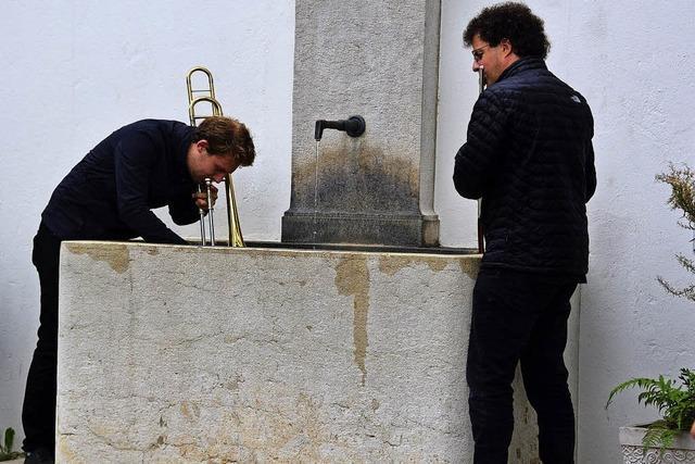 Wasserklänge und Friedhofsmusik