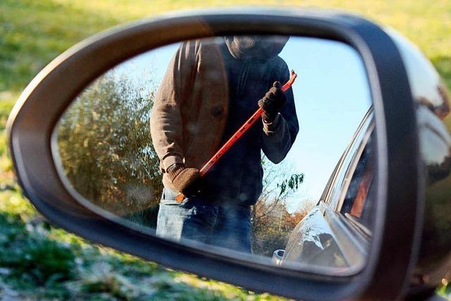 Lörracher Polizei nimmt mutmaßliche Autoknacker fest