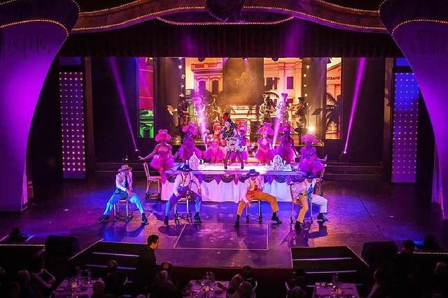 Eine Luxuskreuzfahrt für Landratten – Der Cirque d'Europe im Europa-Park